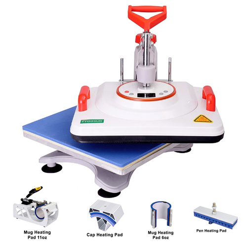 5-in-1 combo machine white-special- P 8200