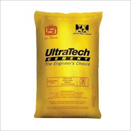 Ultratech PPC Cement