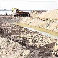 Narmda River Sand