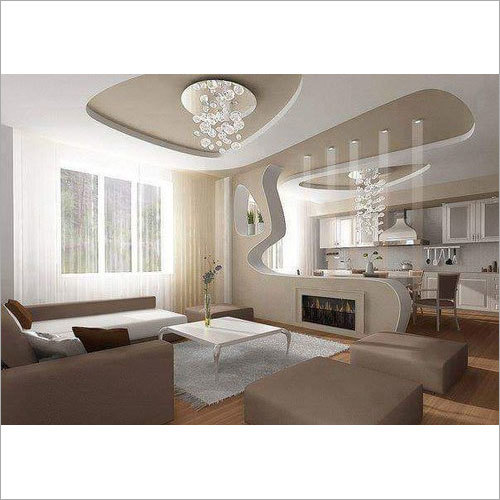 Gypsum False Ceiling