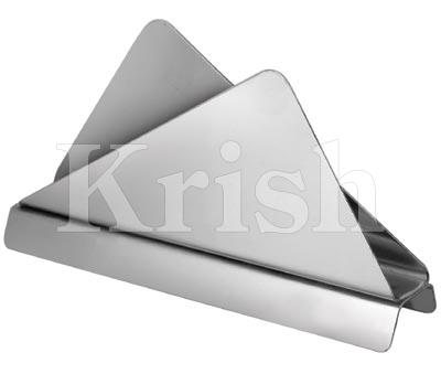 Twisted Triangle Napkin Holder