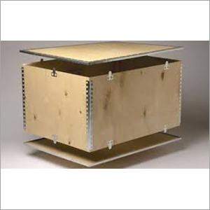 Rectangular Nailless Packing Box