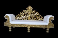 Red Crown Sofa