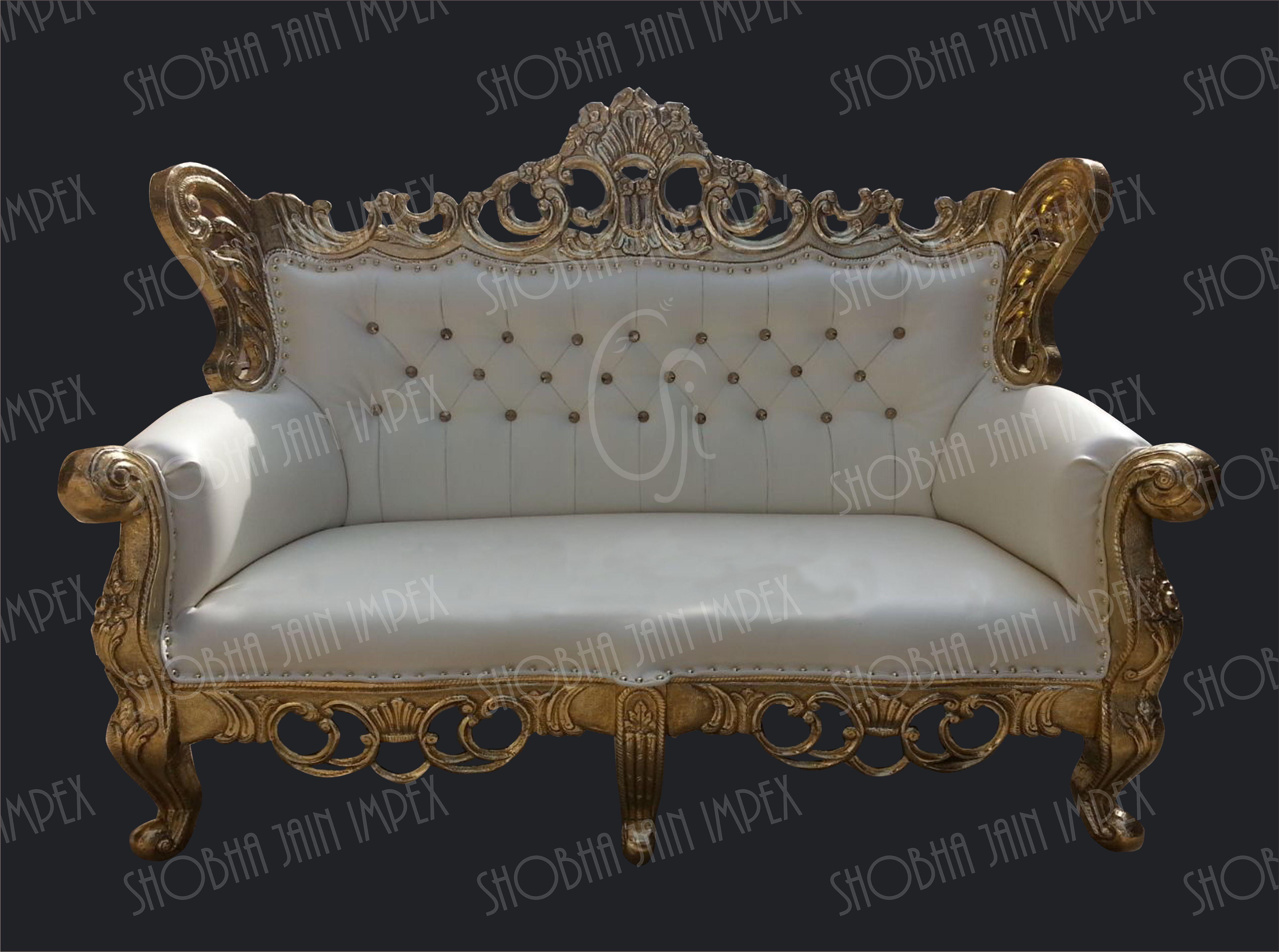 Royal Carved Sofa
