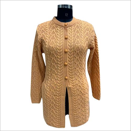 Ladies Woolen Slit Kurti