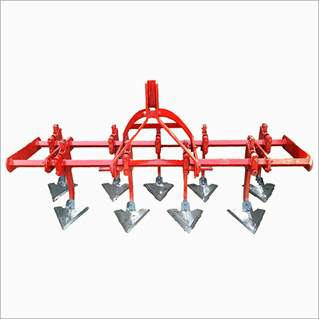 ADJUSTABLE CULTIVATOR(9 TYNE)