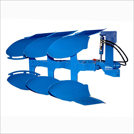 REVERSIBLE HYDRAULIC PLOUGH