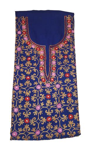 Kashmiri work suits