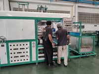 Fully Automatic Blister Thermoforming Machine