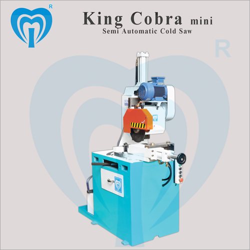Semi Automatic Mini Cold Saw Machine