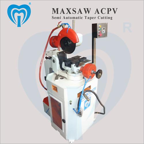 Semi Automatic Taper Cutting Machine