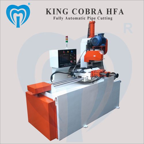 Electric Fully Automatic Pipe Cutting Machine
