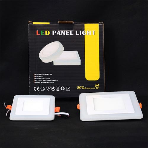 Slim Square LED Panel Light