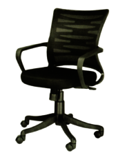 BMS-4010 Revolving Mesh Chair