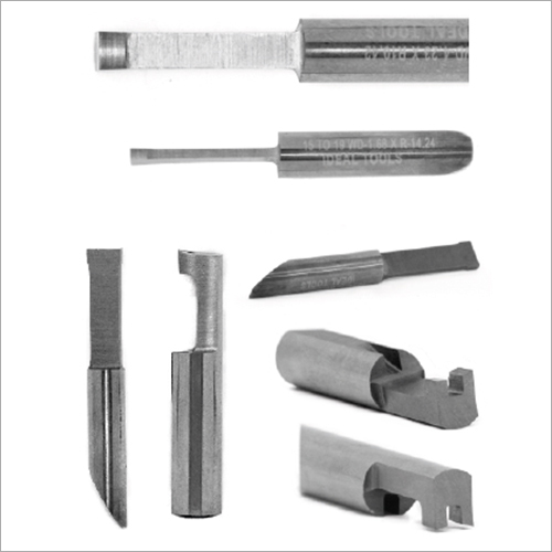 Carbide Male And Female Broaching Tool