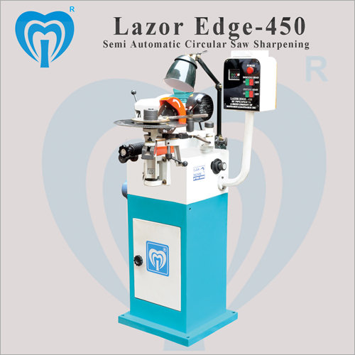 Semi Automatic Circular Saw Sharpening Machine