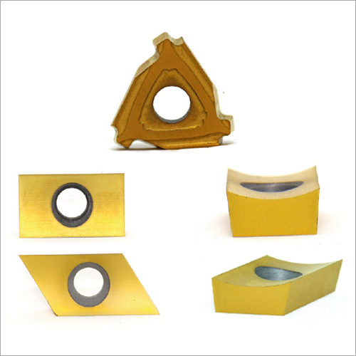 HSS Indexable Inserts