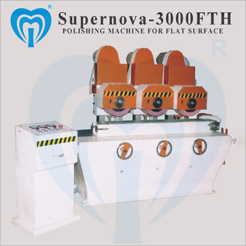Flat Surface Polishing Machine
