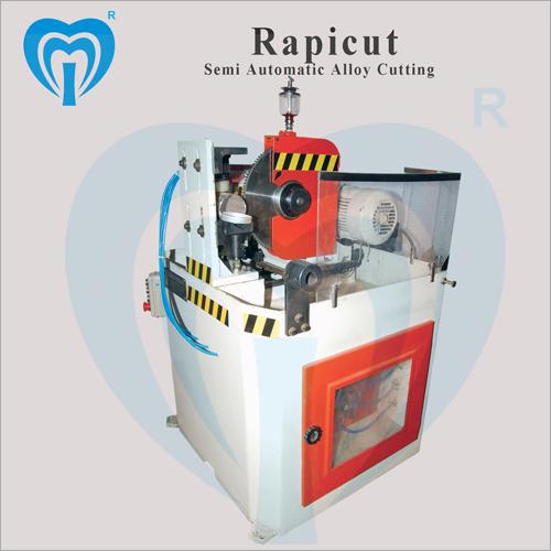 Semi Automatic Alloy Cutting Machine