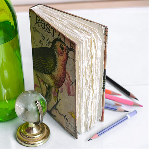 Printed Hard Cover Diary