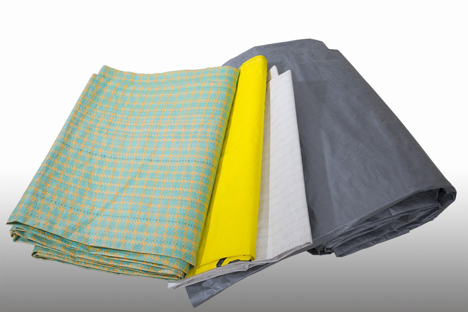 Tarpaulin LLDPE Films Sheets