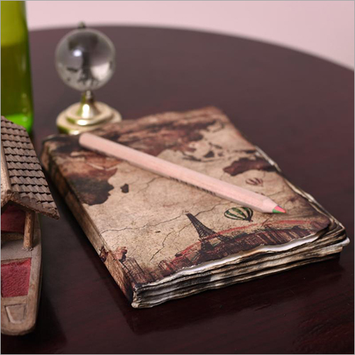 Handmade Journal Vintage Diary