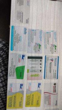 PVC Gift Card