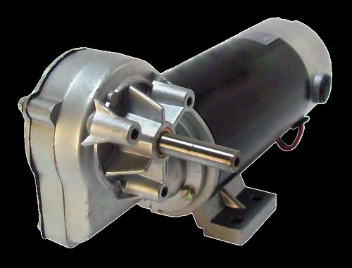 Worm Gear Pmdc Motor