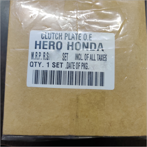 Hero Honda Clutch Plate
