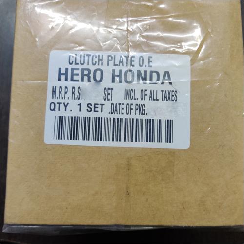Hero Honda Clutch Plate