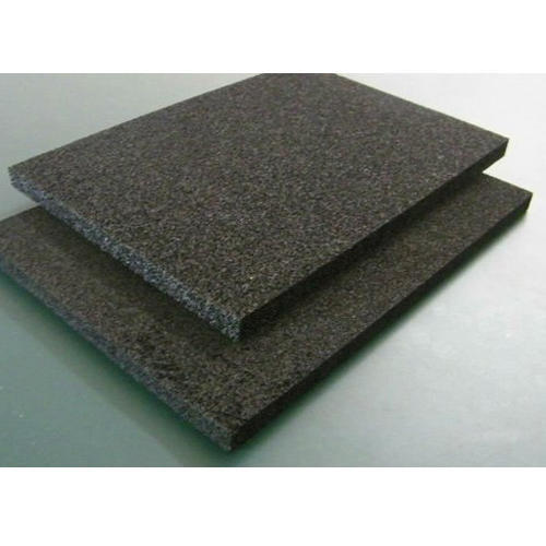 Black Sponge Rubber