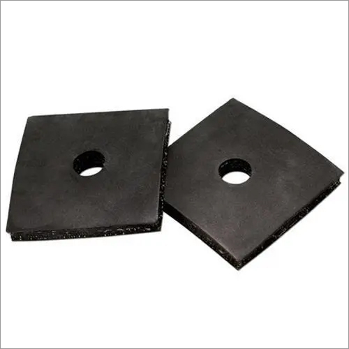 Black Mounting Pads