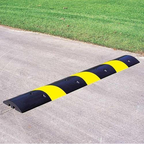 Rubber Speed Bumps