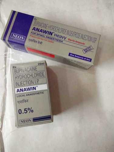 Anawin Bupivacaine Injection