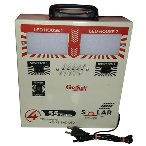 55 Watt 4 CFL Inverter