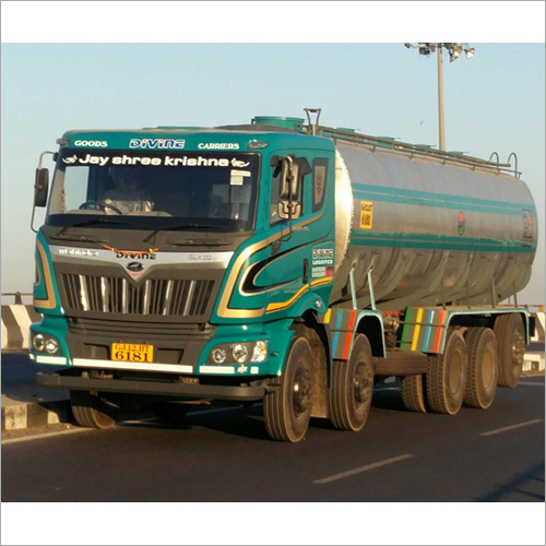 Tanker Transportation Services