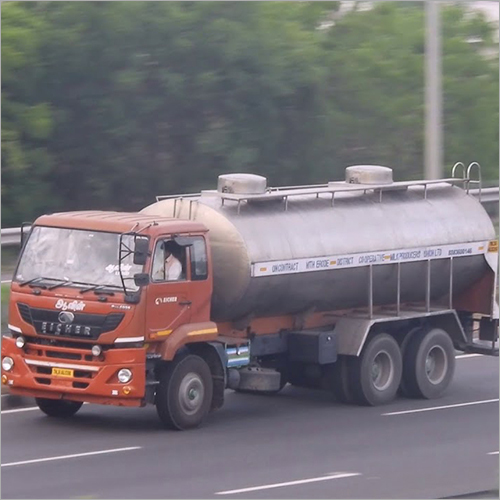 Mustard Oil Tanker Rental Services