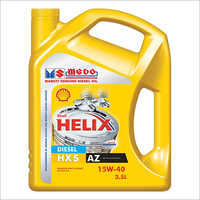 3.5 Ltr 15W-40 Shell Helix Diesel Engine Oil