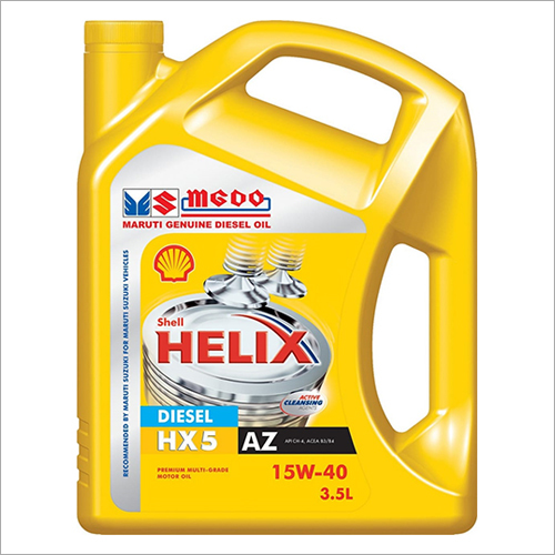 3.5 Ltr 15W-40 Shell Helix Motor Engine Oil
