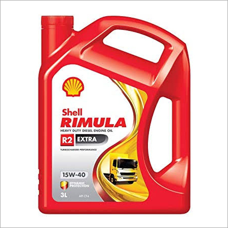 3 Ltr 15W-40 Shell Rimula R2 Extra CNG Engine Oil