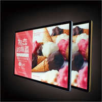 LED Display Magnetic Light Box