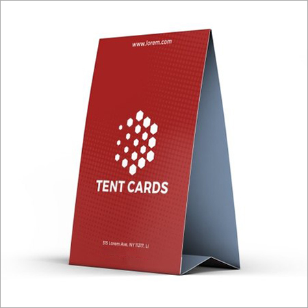 Tent Card Printing Services
