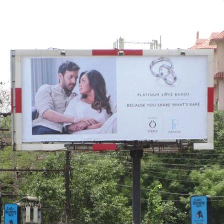 Hoarding Advertising Board