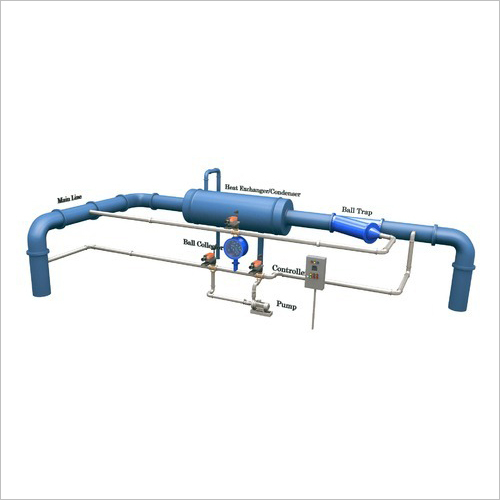 Automatic Chiller and Condenser Tube Cleaning Systems