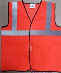 Metro Florescent Reflective Jacket: Model No. SJ-1402