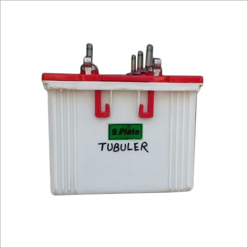 9 Plate Tubular Batteries
