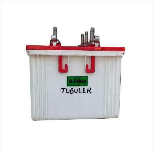 9 Plate Tubular Batteries