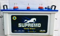 Supremo 13 Plate Tubular Batteries
