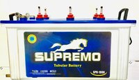 Supremo 11 Plate Inverter Tubular Batteries
