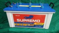 Supremo Long Life Tubular Battery